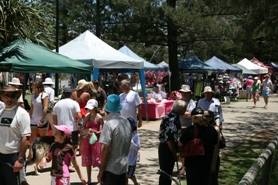 Burleigh Heads markets