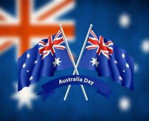 Australia Day at Burleigh Heads