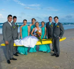 Burleigh Wedding, Gold Coast